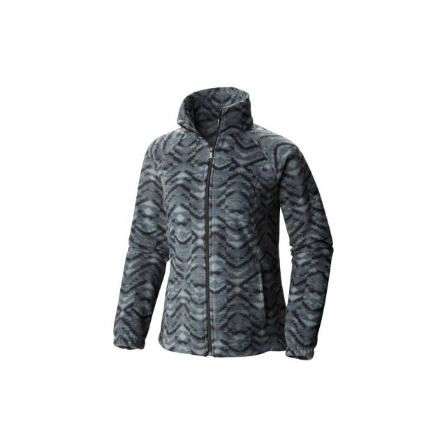 Columbia - Women's Benton Springs Print Full Zip Jacket