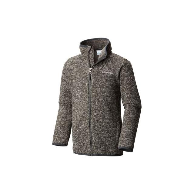 Columbia - Boy's Birch Woods Full Zip Fleece Jacket
