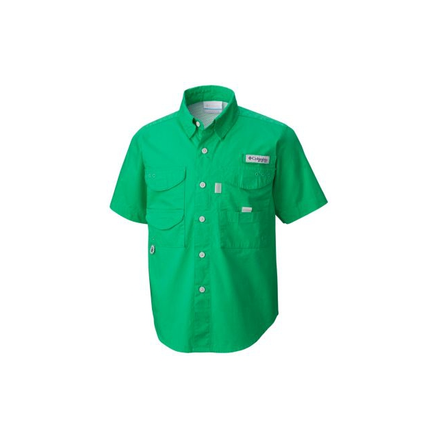 Columbia - Boy's PFG Bonehead Short Sleeve Shirt