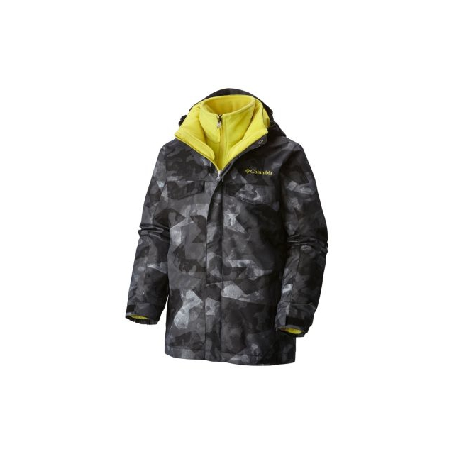 Columbia - Boy's Bugaboo Interchange Jacket