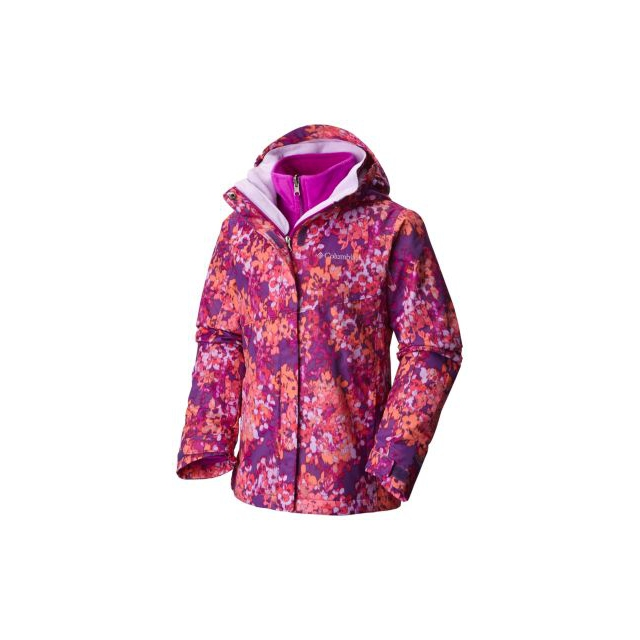 Columbia - Girl's Bugaboo Interchange Jacket