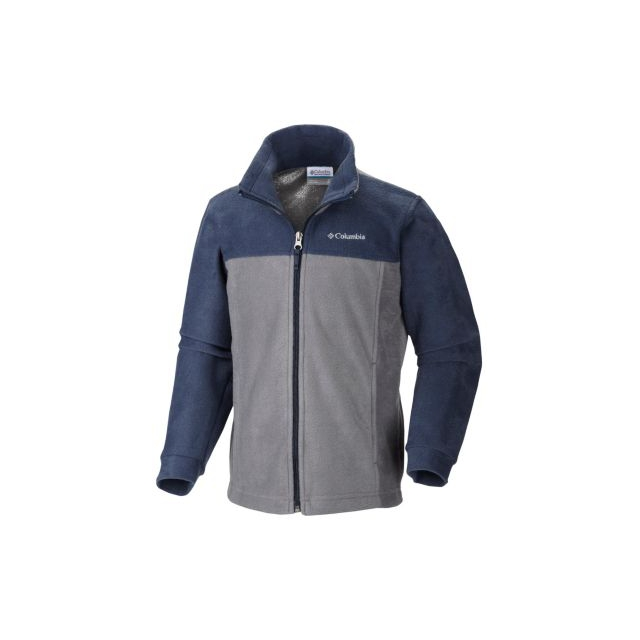 Columbia - Boy's Dotswarm Full Zip Jacket