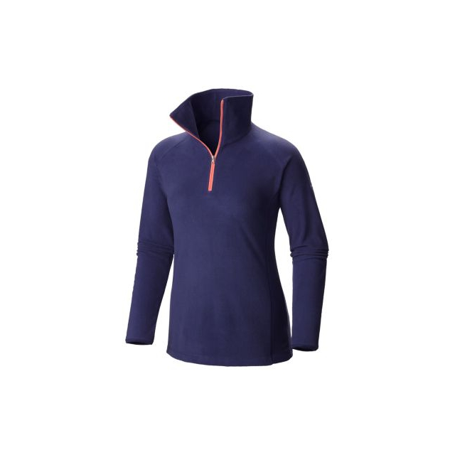 Columbia - Women's Glacial Fleece III 1/2 Zip - Plus Size