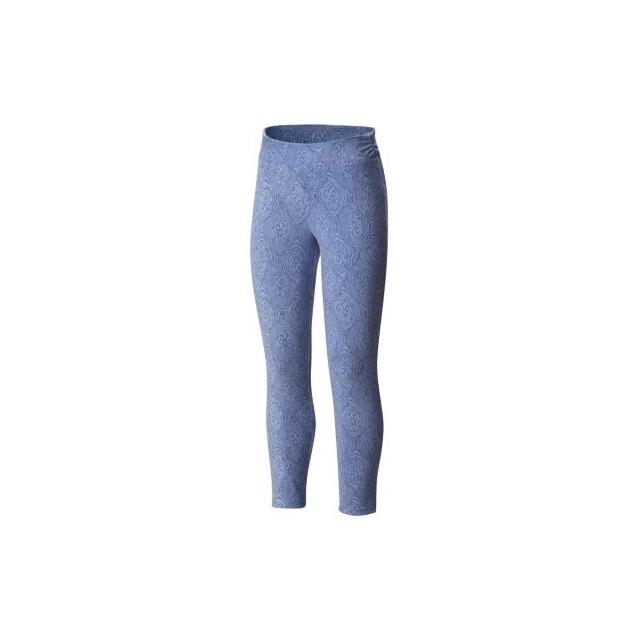 Columbia - Girl's Glacial Printed Fleece Legging Pant