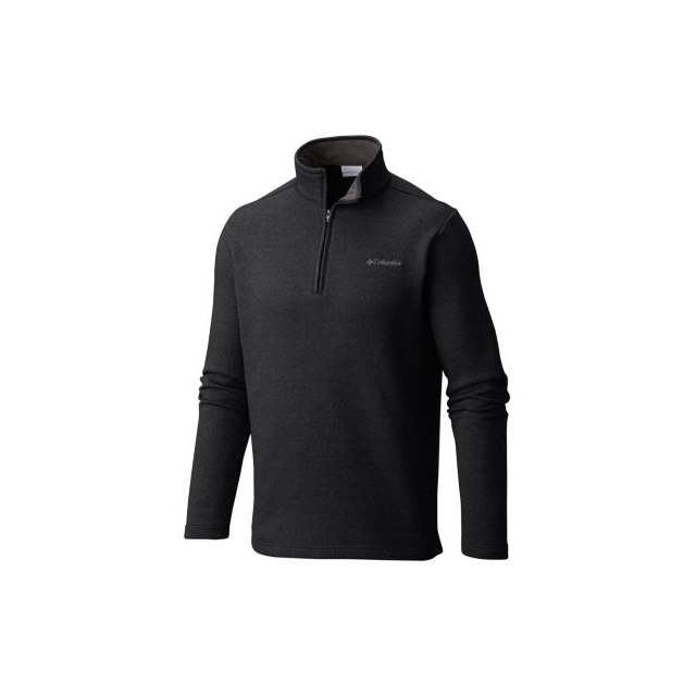 Columbia - Men's Great Hart Mountain III Half Zip Fleece - Big
