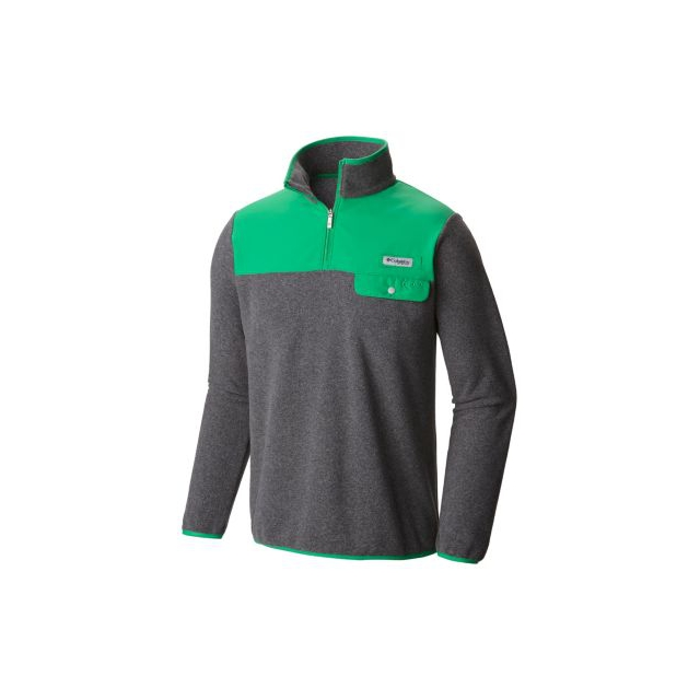 Columbia - Harborside Overlay Fleece Pullover