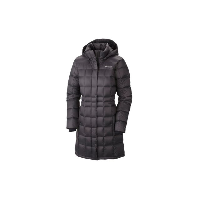 Columbia - Hexbreaker Long Down Jacket