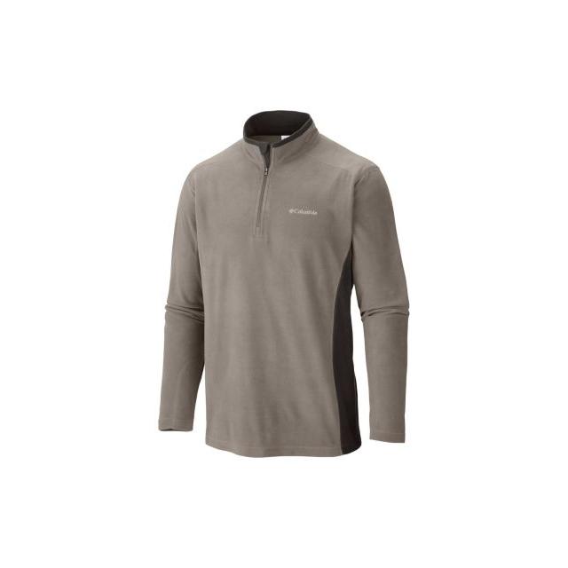 Columbia - Men's Klamath Range II Half Zip Fleece Pullover - Tall