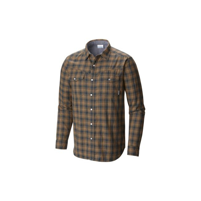 Columbia - Leadville Ridge Double Cloth LS