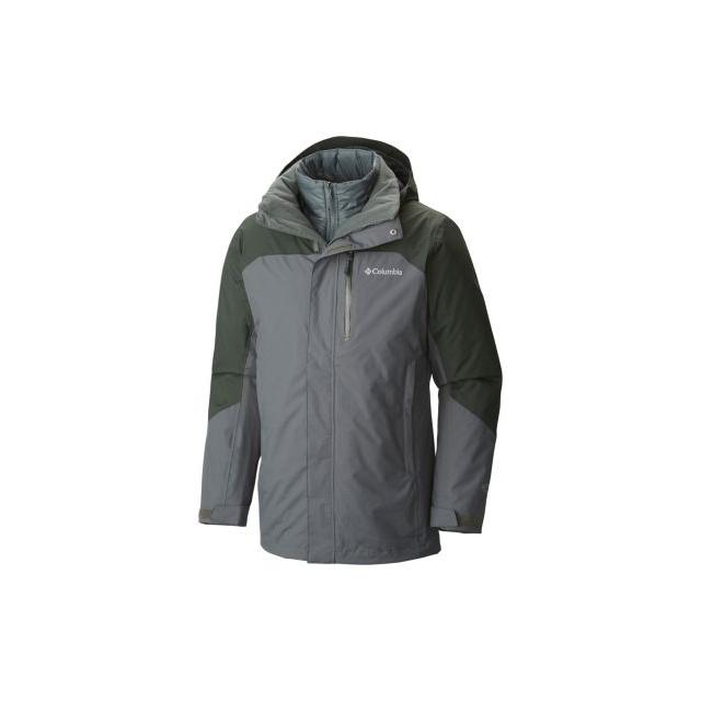 Columbia - Men's Lhotse II Interchange Jacket - Big