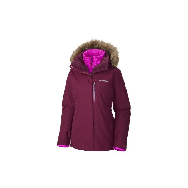 Columbia - Women's Lhotse Interchange Jacket