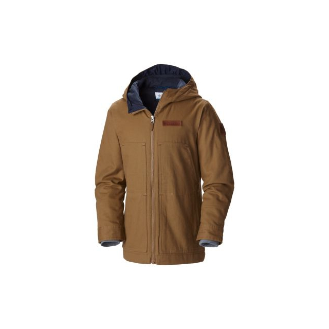 Columbia - Boy's Loma Vista Hooded Fleece Lined Jacket
