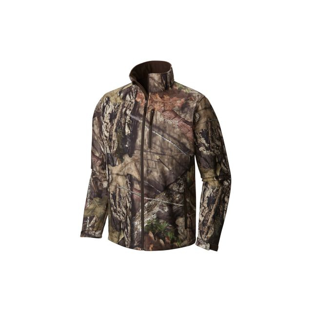 Columbia - Phg Ascender Camo Softshell Jacket