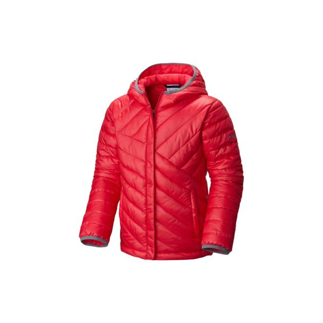 Columbia - Girl's Powder Lite Puffer - Toddler