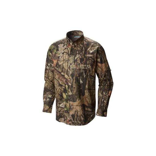 Columbia - Sharptail Camo Long Sleeve Shirt