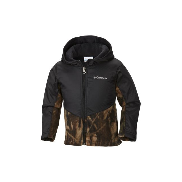 Columbia - Steens Mt Overlay Hoodie Jacket - Toddler