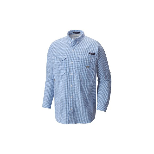 Columbia - Men's PFG Super Bonehead Classic Long Sleeve Shirt - Tall