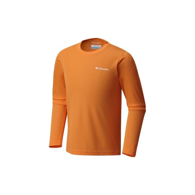 Columbia - Boy's Terminal Tackle Long Sleeve Tee