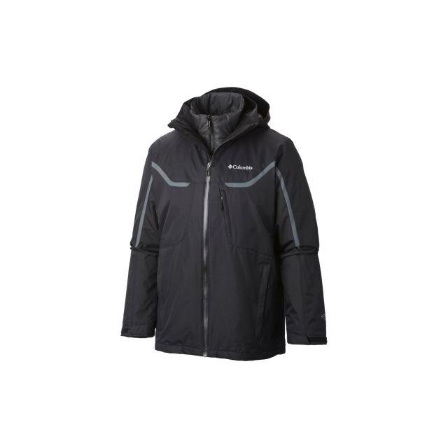 Columbia - Whirlibird Interchange Jacket