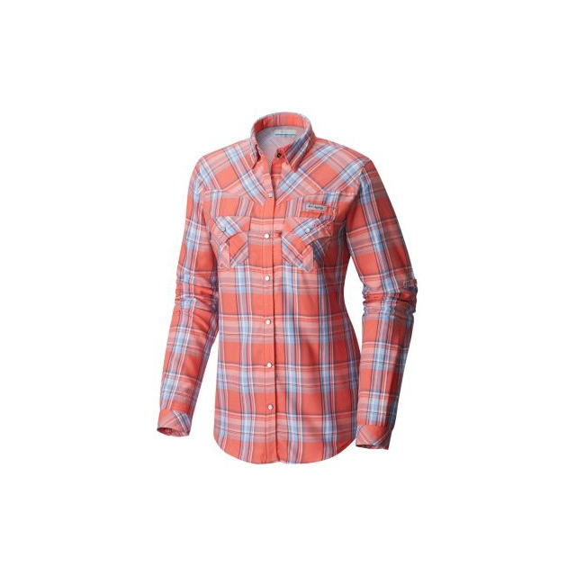Columbia - Women's Beadhead Flannel Long Sleeve Shirt