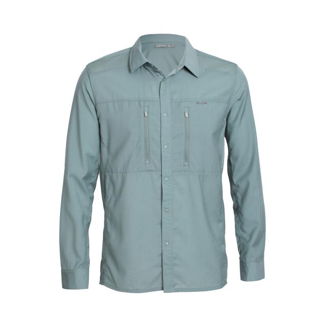 Icebreaker - Men's Oreti LS Shirt