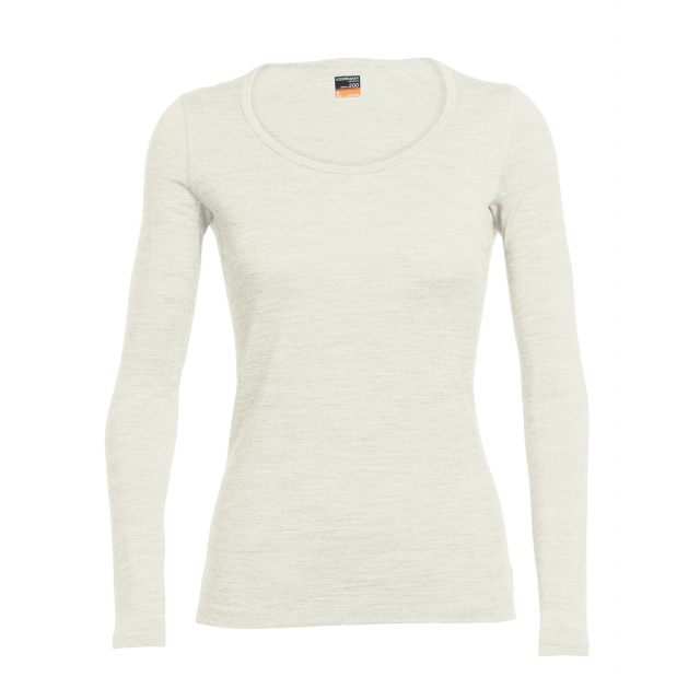 Icebreaker - Women's Oasis LS Scoop