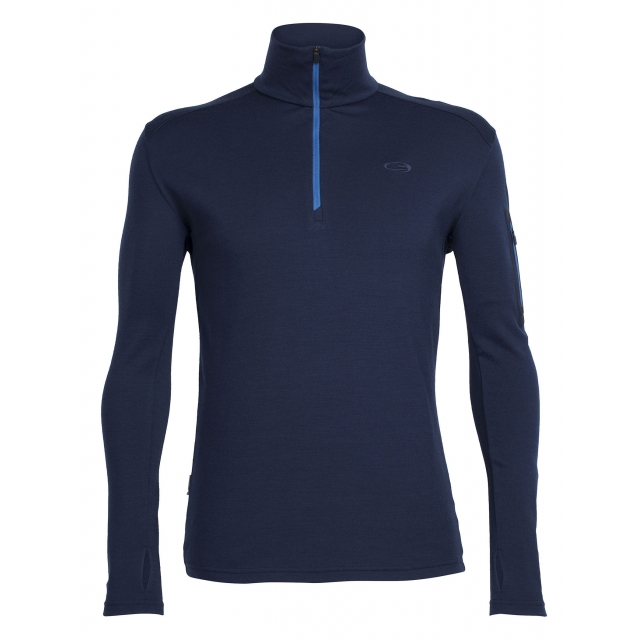 Icebreaker - Men's Apex LS Half Zip
