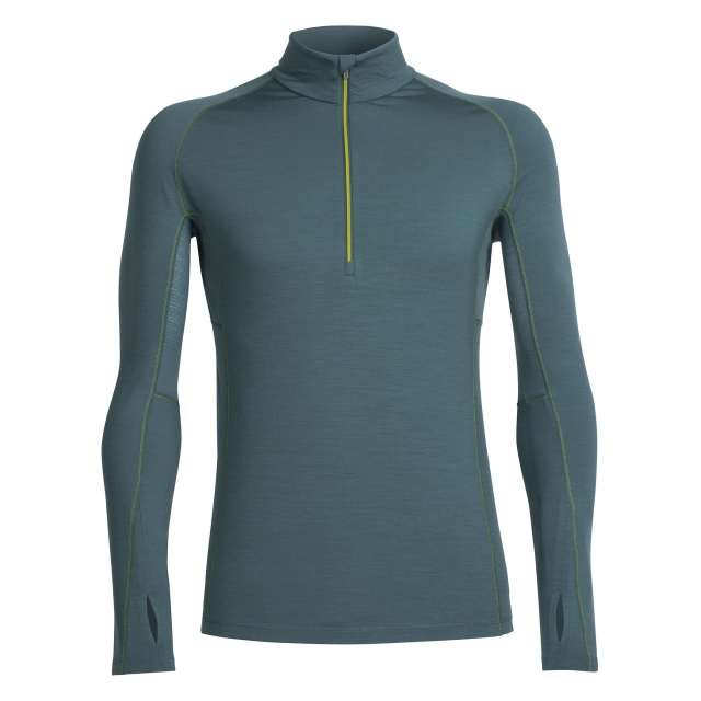 Icebreaker - Men's Zone LS Half Zip