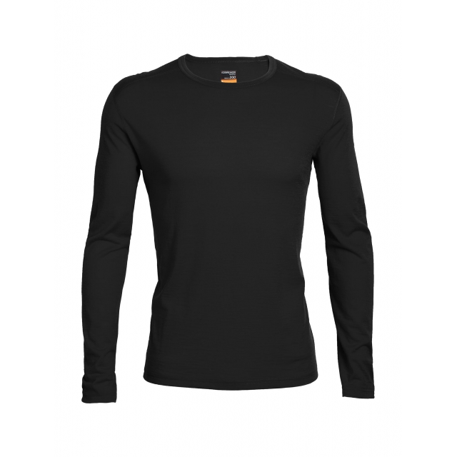Icebreaker - Mens Oasis Long Sleeve Crewe