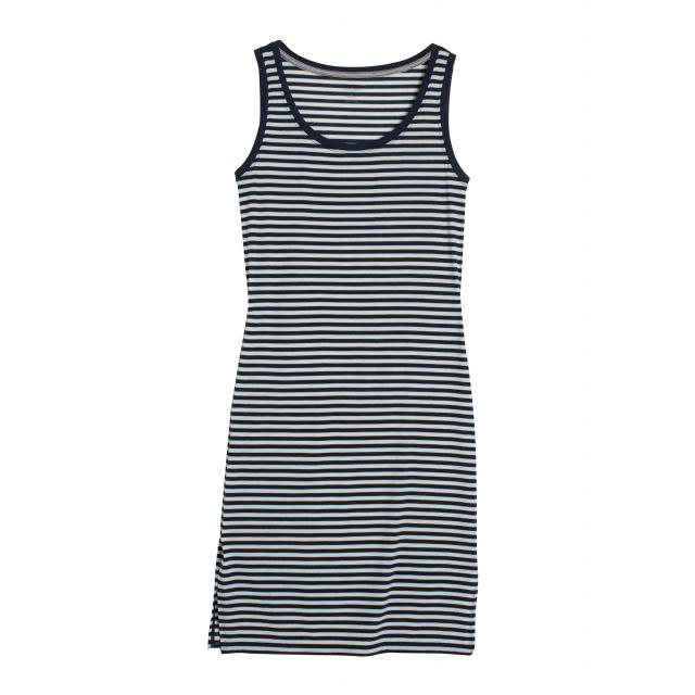 Icebreaker - Women's Tech Lite Tank Dress Stripe