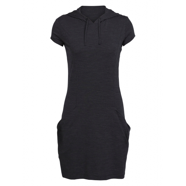Icebreaker - Womens Yanni Hooded Dress