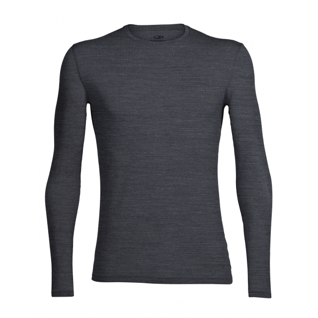 Icebreaker - Men's Anatomica Long Sleeve Crewe
