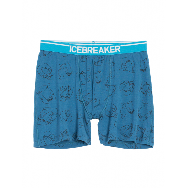 Icebreaker - Men's Anatomica Boxers Heads Up