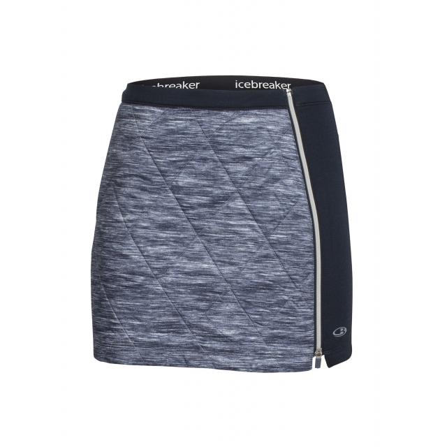 Icebreaker - Women's Helix Skirt Fraser Peaks