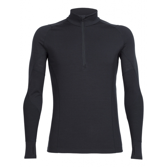 Icebreaker - Men's Winter Zone LS Half Zip