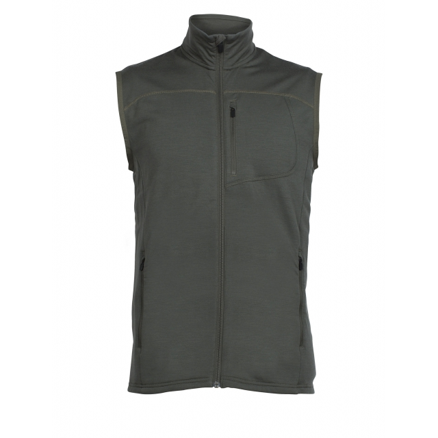 Icebreaker - Men's Mt Elliot Vest