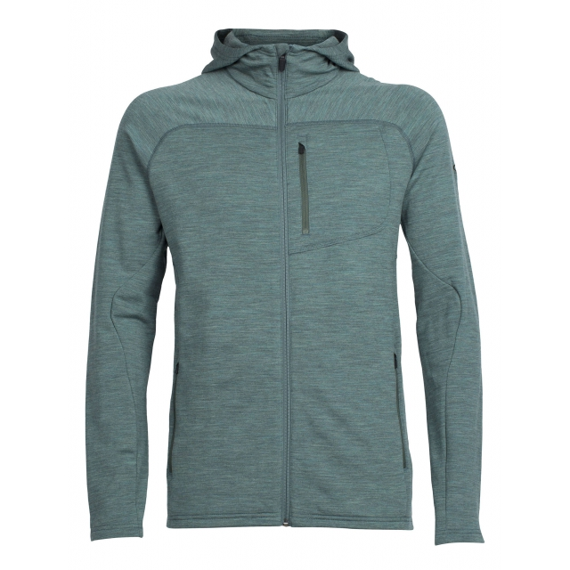 Icebreaker - Men's Mt Elliot LS Hood