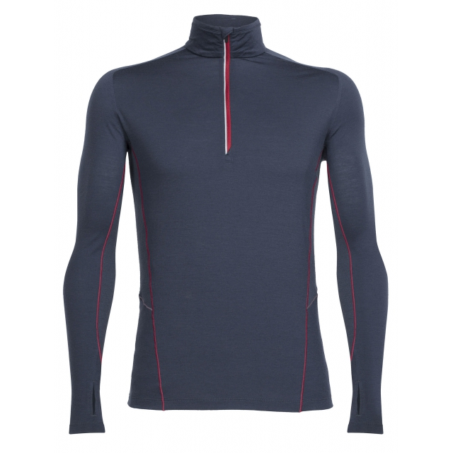 Icebreaker - Men's Factor LS Half Zip