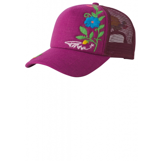 Prana - Embroidered Trucker
