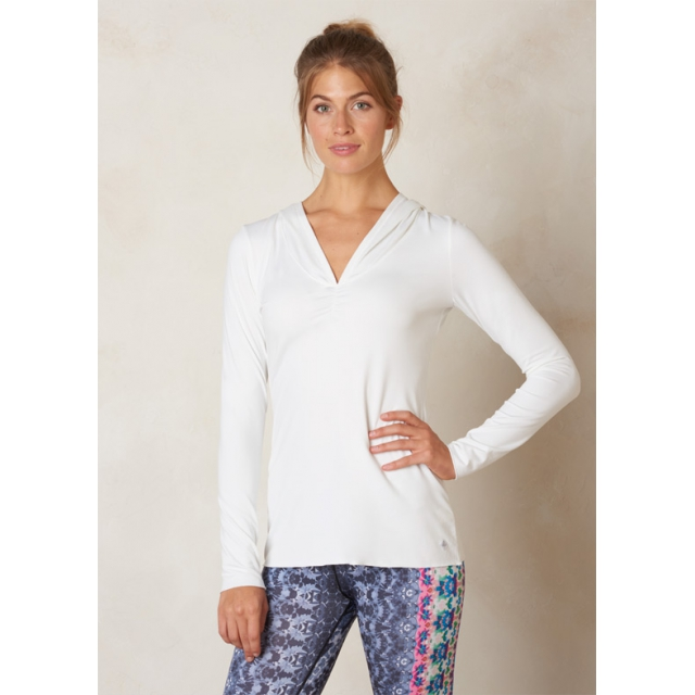 Prana - Women's Perry Stripe Pullover
