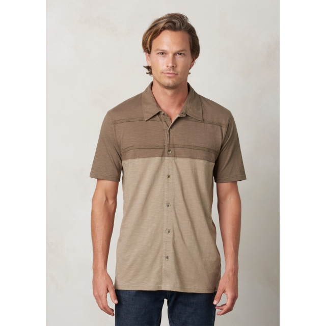 Prana - Men's Keylyn Button Front