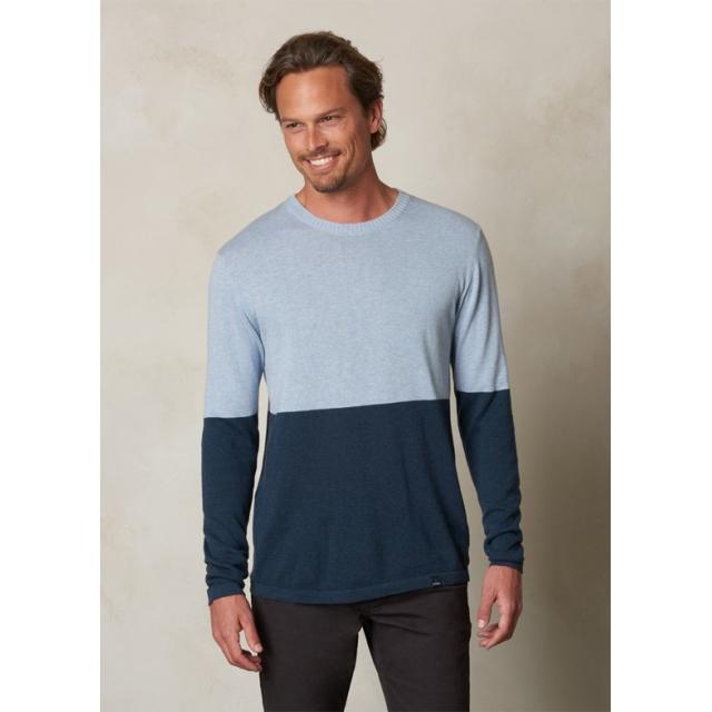 Prana - Color Block Sweater Crew