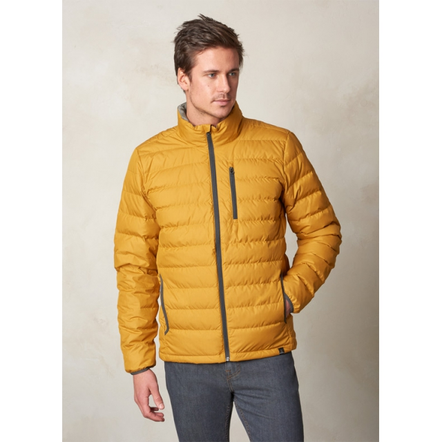 Prana - Lasser Collared Down Jacket
