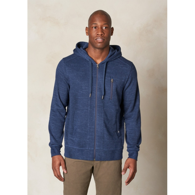 Prana - Performance Fleece Zip Hoodie