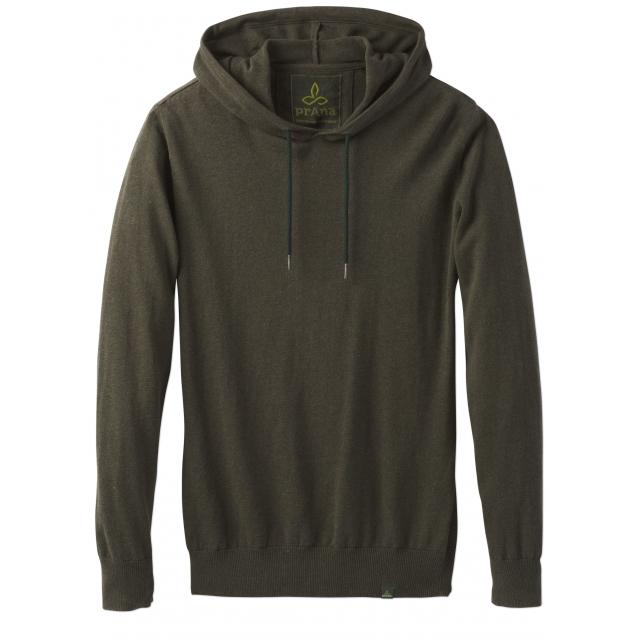 Prana - Men's Throw-On Hooded Sweater