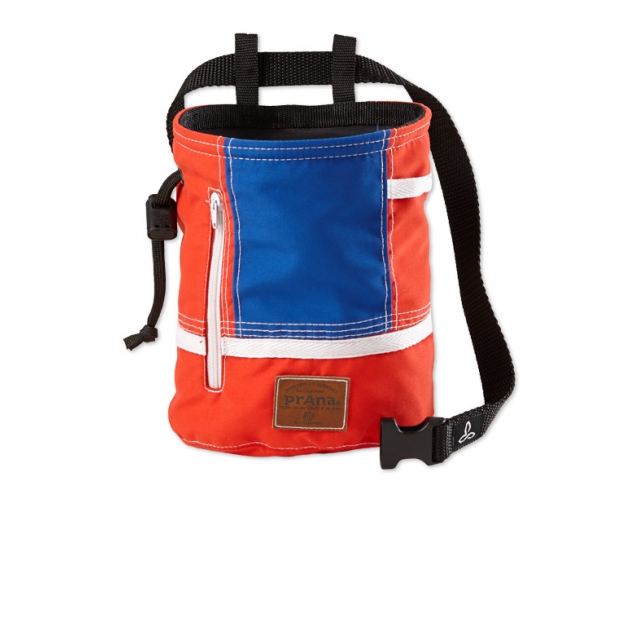 Prana - Color Block Chalk Bag