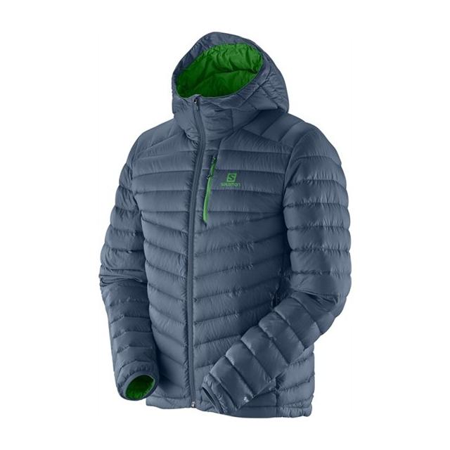 Salomon - Halo Hooded Jacket M