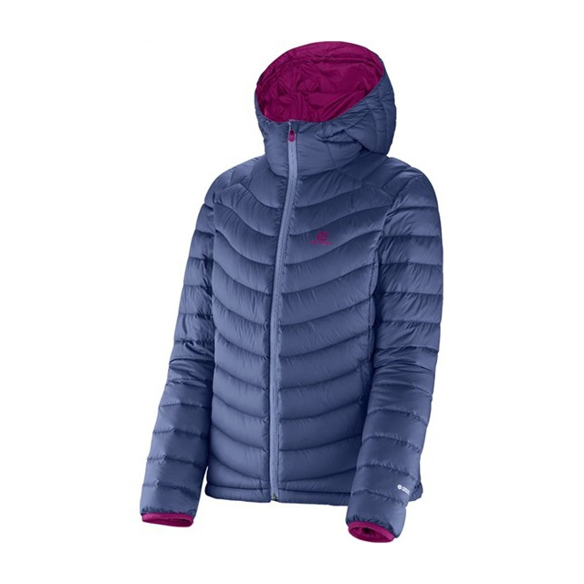 Salomon - Halo Hooded Jacket W