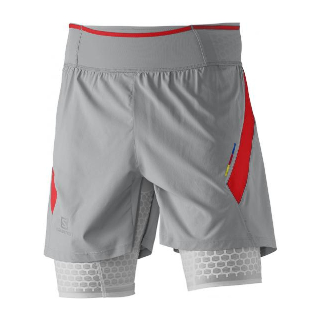 Salomon - S-Lab Exo Twinskin Short M