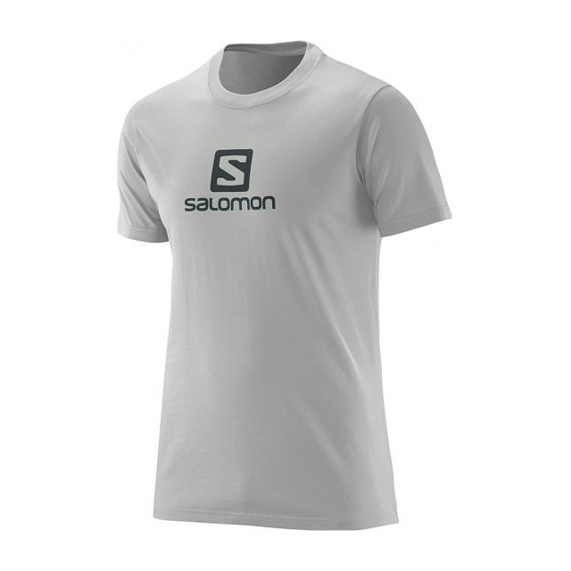 Salomon - SS Logo Cotton Tee M